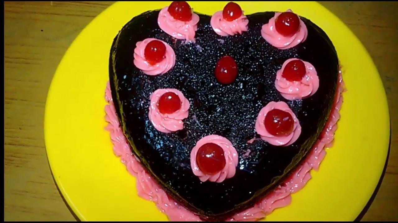 Homemade Birthday Cake Youtube