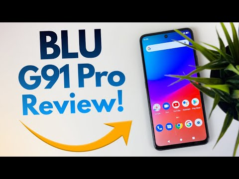 BLU G91 Pro - Complete Review!