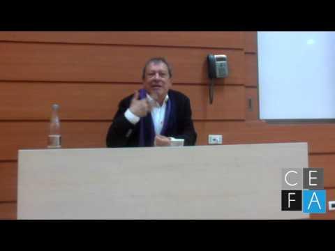 Mario Hernández - Ciclo de conferencias CEFA Uniandes