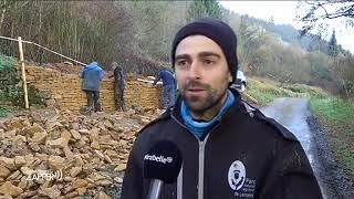 Mirabelle TV 2017 11 28 Mur de Pierres sèches