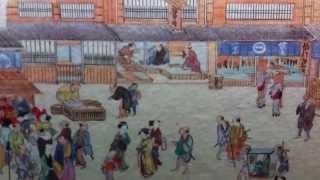 比清明上河圖晚了七百年的日本熙代勝覽