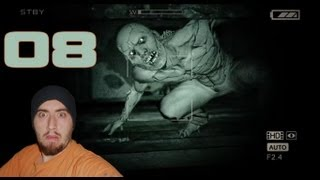 "Outlast Walkthrough - Part 8  ""We Are Trapped"" HORROR (Lets Play / Playthrough)"