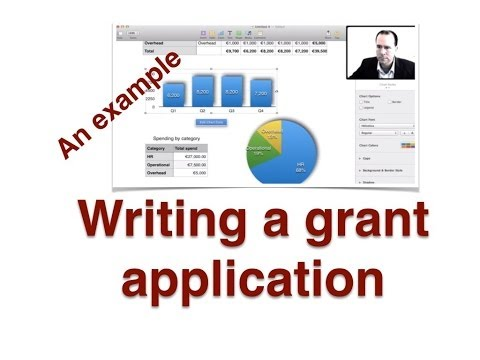 Writing A Grant Application For Public Health Projects