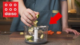 다이소 꿀템 8가지 추천 (야채 다지기, 계란 타이머,…