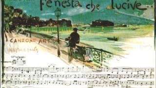 Francesco Albanese - Fenesta ca lucive (con testo)