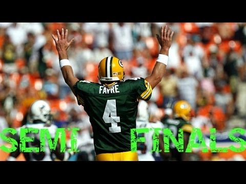 NFL ALL DECADE TOURNAMENT - SEMI FINALS - WHAT IF NFL