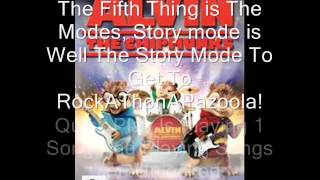 Junior's Gaming Reviews - Alvin & The Chipmunks (PC)