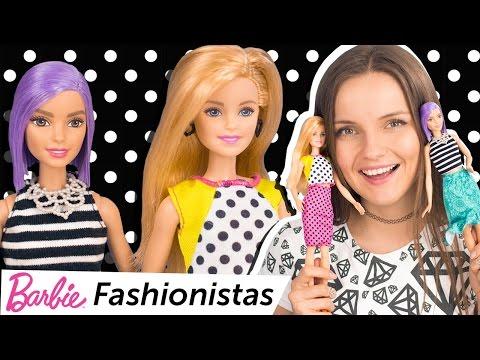 Barbie Fashionistas 2016 (Барби) Обзор и Распаковка\Reviewиз YouTube · С высокой четкостью · Длительность: 20 мин58 с  · Просмотры: более 312.000 · отправлено: 27.05.2016 · кем отправлено: BersReview