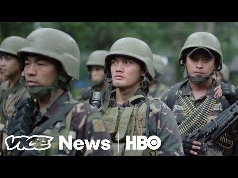 War in the Philippines & Google's $2.7 Billion Fine: VICE News Tonight Full Episode (HBO)