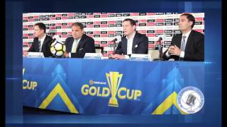CONCACAF announces complete groups for 2017 Gold Cup