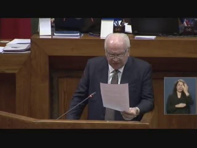 Intervención Diputado José Miguel Ortiz SO 5°, en martes 19 de marzo de 2019.