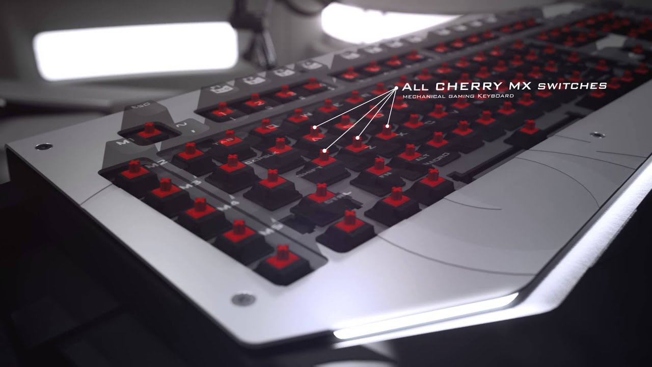 2dd165441e1 Cooler Master CM Storm MECH Keyboard Review | Seattle Chinese Times