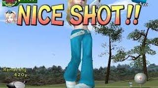 Ace Golf |  Swingerz Golf (2002) - Gamecube GCN [1080p] Gameplay