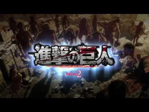 Attack on Titan - Season 2 Opening Song!