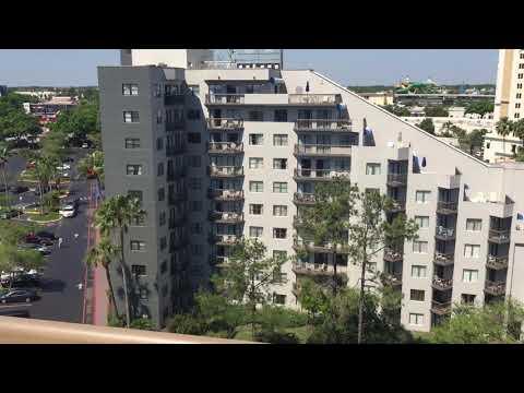Enclave Suites unit 2003 tour Orlando Florida International & Carrier drive  Universal Studios 1 mile
