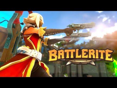 видео: battlerite - первый взгляд