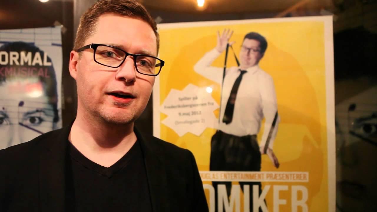 Lasse Rimmer: KOMIKER - YouTube