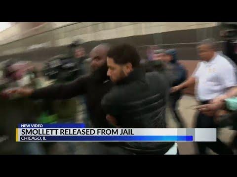 Jussie Smollett released from jail – Alabama Alerts