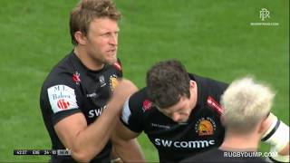 Raised elbow from Juan Pablo Socino leads to suspension 2017 Video