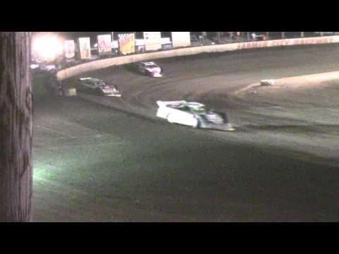 Farmer City Raceway Super Late Model Feature 8 21 15