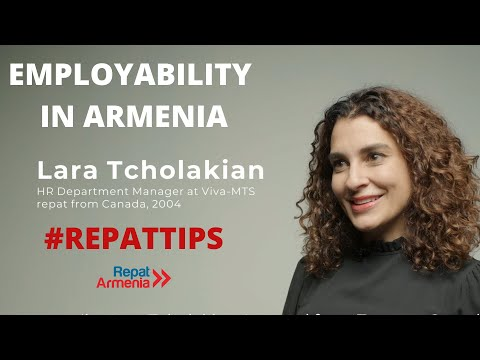 #RepatTips: How To Increase Your Employability In Armenia