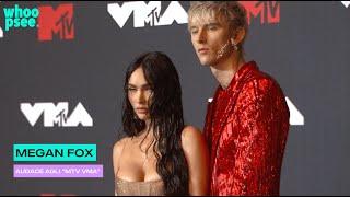 """MTV VMA: Megan Fox Audace In Un Vestito """"Mugler"""""""