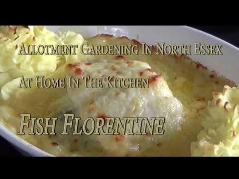 At Home In The Kitchen - FishFlorentine