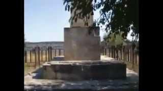Delapidated British Memorial to the Crimean War in Balaclava, Ukraine