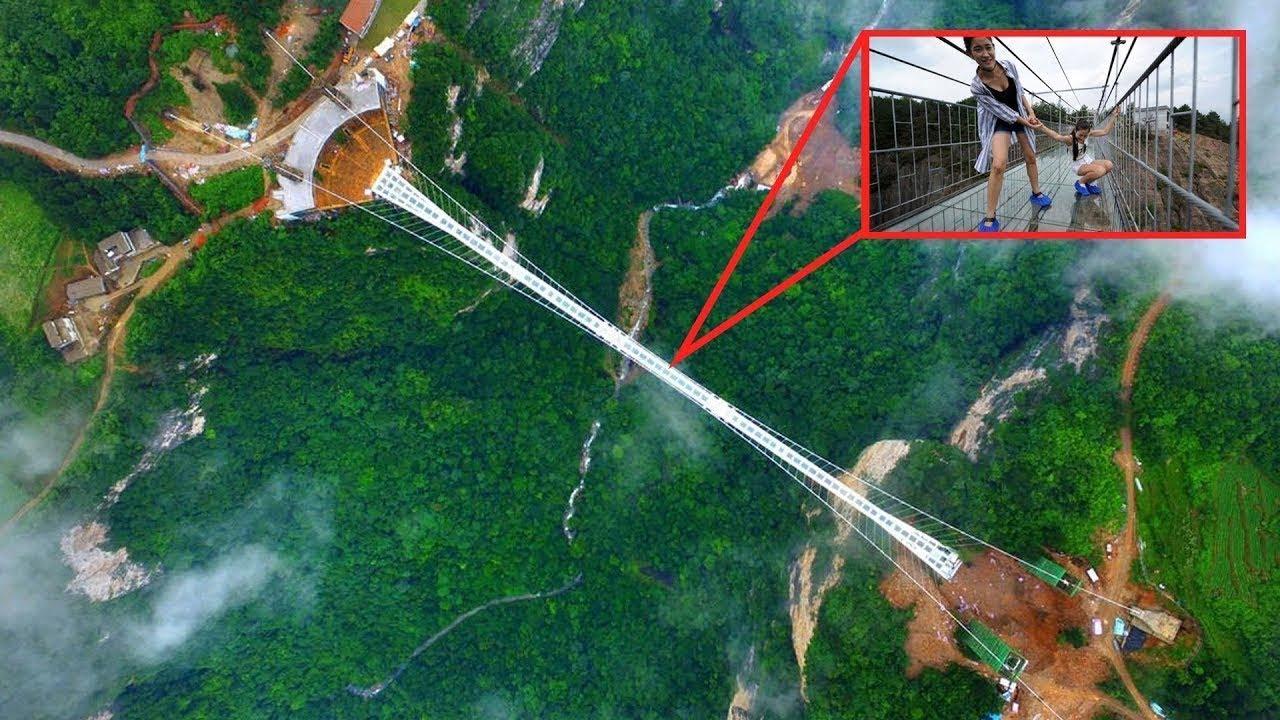 Asla Geçmek İstemeyeceğiniz 10 Korkunç Köprü
