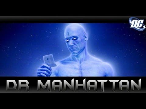ชายควบคุมสรรพสิ่งด้วยความคิด[Dr Manhattan's Power]comic world daily