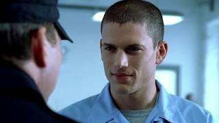 Побег 1 сезон (Майкл попадает в тюрьму Фокс Ривер)