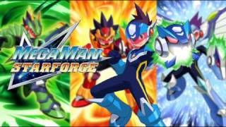 Mega Man Star Force OST - T26: Wave Battle (Boss Theme)