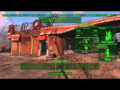 Easy Fallout 4 21:9 widescreen support with no mods/downloads/ ini by CM