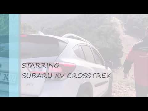 SUBARU XV CROSSTREK & FORESTERS - CLIMBING UP & DOWN ON 60% SOFT GROUND (#tb #stayathome)