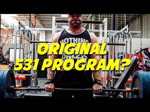 The ORIGINAL 531 Program by John Christy? (What I Like & Would Change)