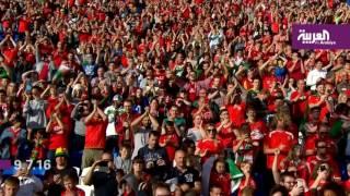 بيبي يشعل تدريبات البرتغال قبل نهائي كأس أوروبا