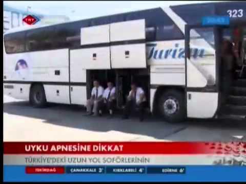 Op.Dr.Süreyya Şeneldir - Uyku Apnesi Trafik Kazalarına Yol Açabilir! #2 ( Ntv Haber )