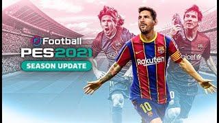 efootball pes 2021 season update gameplay