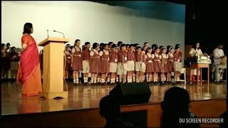 Watch Video of DAV Public School Sector 14 Gurgaon. STAGE SHOW BY SCHOOL CHILDRENS