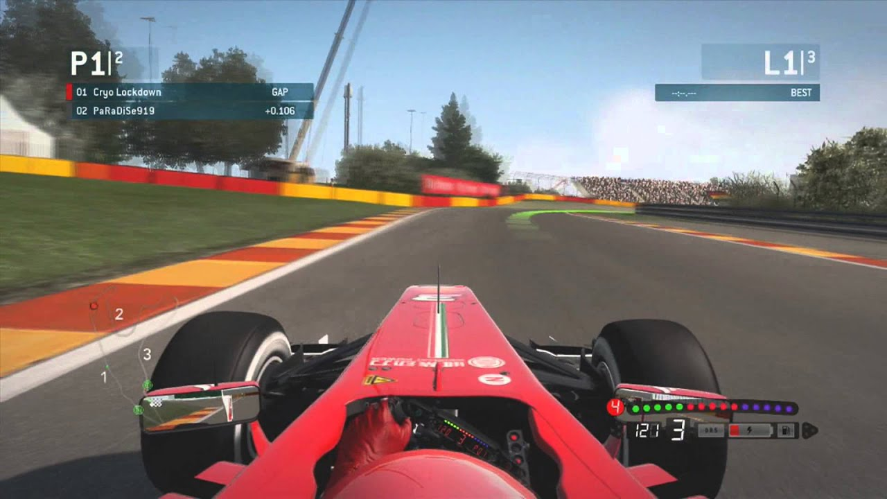 F1 2013 Tips & Tricks! - How to Use KERS While Defending