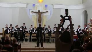 Скачать Ювілейний концерт до 50 річчя Хор хлопчиків та юнаків КССМШ ім М Лисенка 23 12 2018