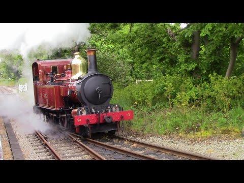 Isle of Man Steam Railway Douglas to Port Erin
