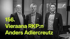 #rahapodi 156   Vieraana RKP:n Anders Adlercreutz