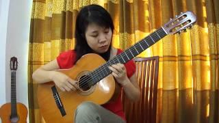 LinhVanMusic guitar-Mung tay nguyen giai phong