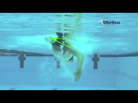 How To Stop Pulling Across Your Body In Freestyle