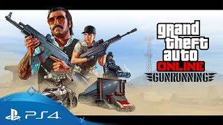 GTA Online: Gunrunning | Story Trailer | PS4