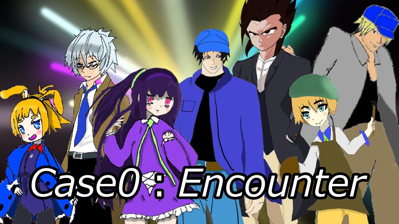 【クトゥルフ神話TRPG】Case0:Encounter OP