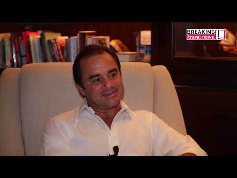 Nicolas de Chalain, general manager, Sugar Beach – A Sun Resort