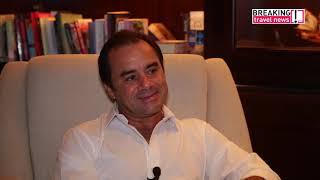 Nicolas de Chalain, general manager, Sugar Beach – A Sun Resort