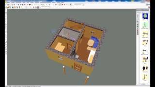 Проект бани с мансардой 6х6 м(Проект бани с мансардой 6х6 м. Проект двухэтажной бани., 2015-01-05T02:21:38.000Z)